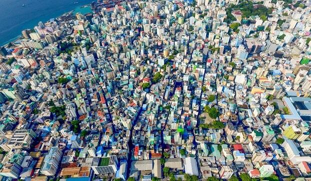 malé maldivernas huvudstad - maldiverna fakta