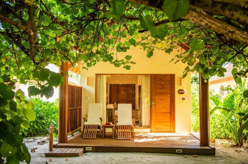 bungalow maldiverna