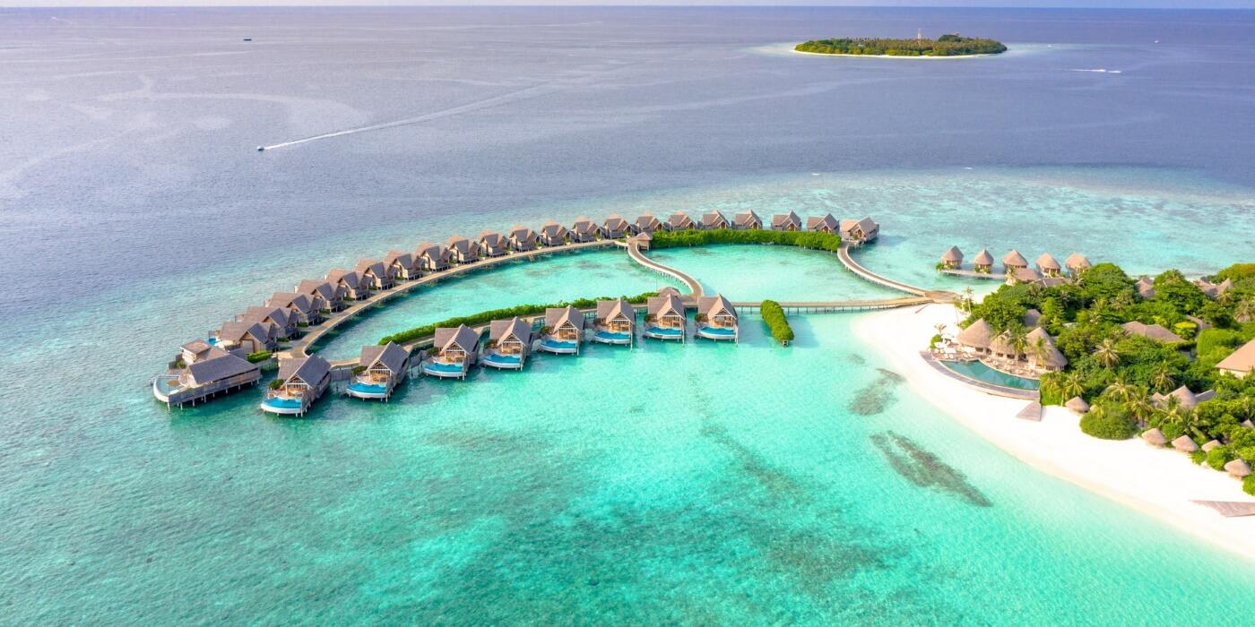 maldiverna boende