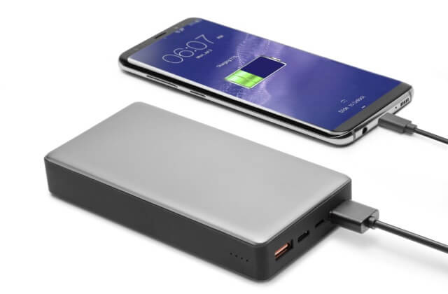 powerbank extrabatteri maldiverna tips