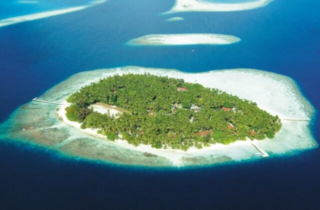 billiga hotell maldiverna - biyadhoo island resort