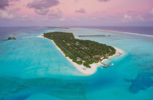 billiga hotell maldiverna - sun island resort and spa