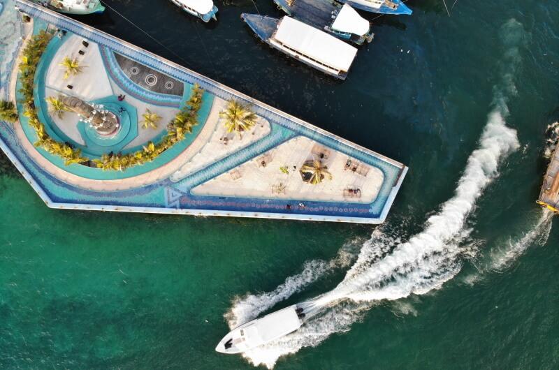 hamn malé maldiverna