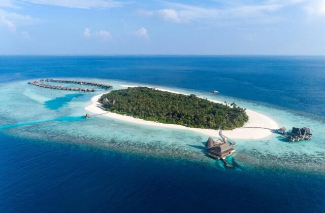 lyxhotell maldiverna - anantara kihavah maldives villas