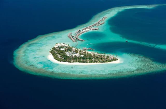lyxhotell maldiverna - constance halaveli maldives