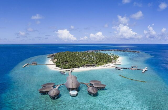 lyxhotell maldiverna - the st regis maldives vommuli resort