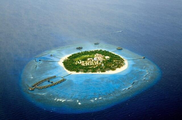lyxhotell maldiverna - velaa private island maldives