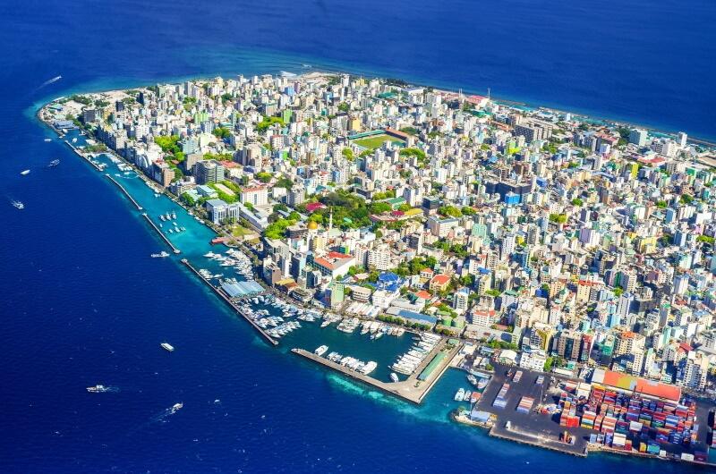 maldivernas huvudstad