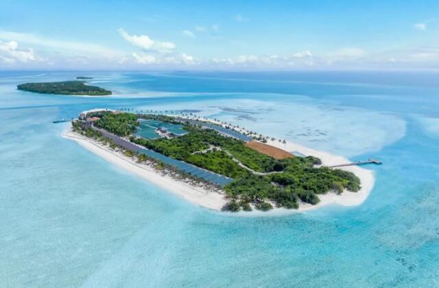 prisvärda hotell maldiverna - innahura maldives resort