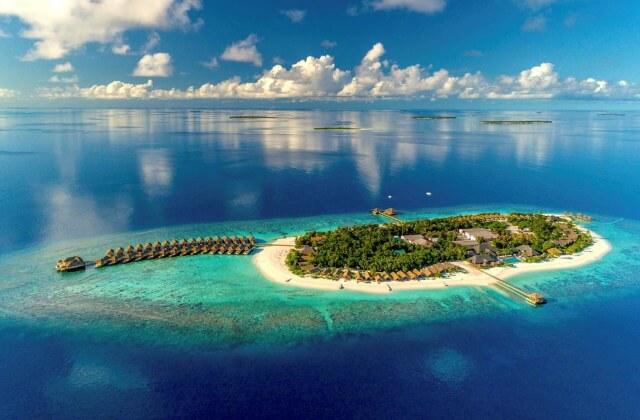 prisvärda hotell maldiverna - kudafushi resort and spa