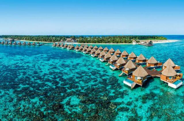 prisvärda hotell maldiverna - mercure maldives kooddoo resort