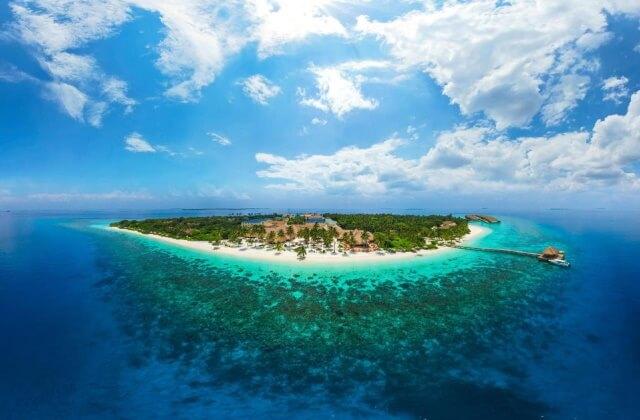 prisvärda hotell maldiverna - reethi faru resort