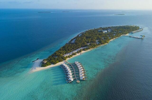 lyxhotell maldiverna - dhigali maldives