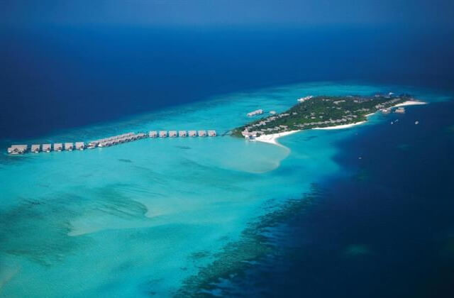 lyxhotell maldiverna - four seasons resort maldives at landaa giraavaru