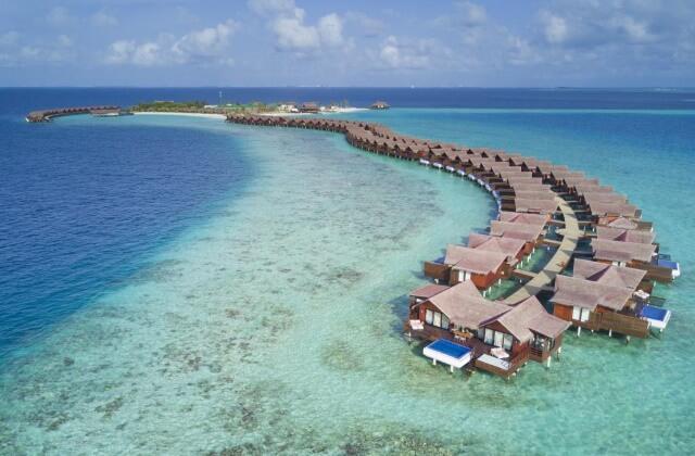 lyxhotell maldiverna - grand park kodhipparu maldives