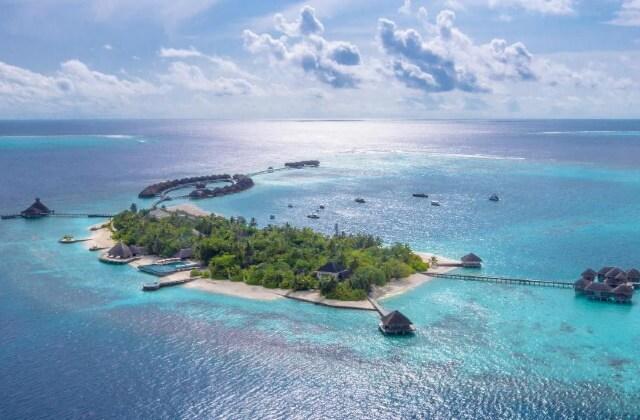 lyxhotell maldiverna - huvafen fushi maldives
