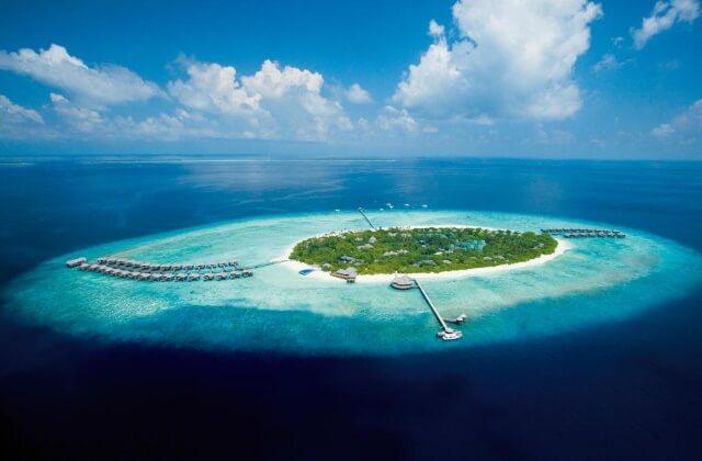 lyxhotell maldiverna - ja manafaru