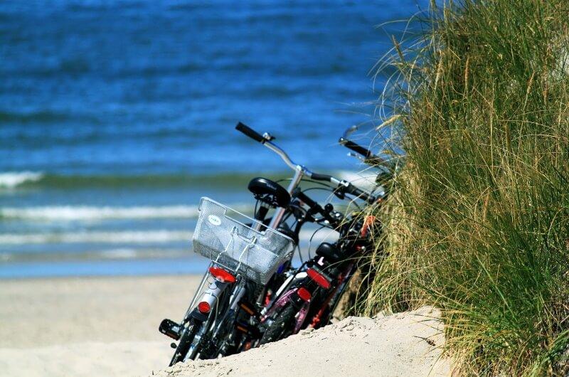 att göra på maldiverna - cykla