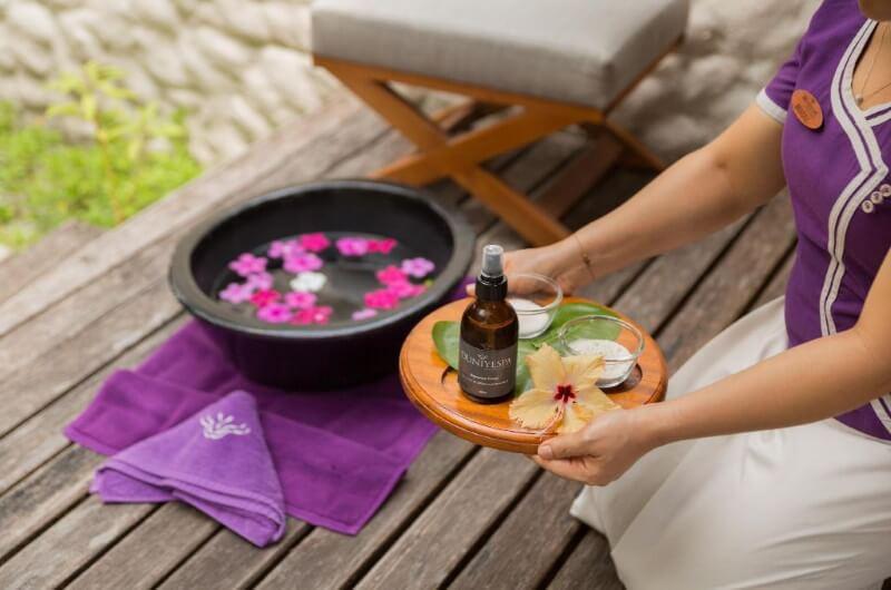 att göra på maldiverna - spa