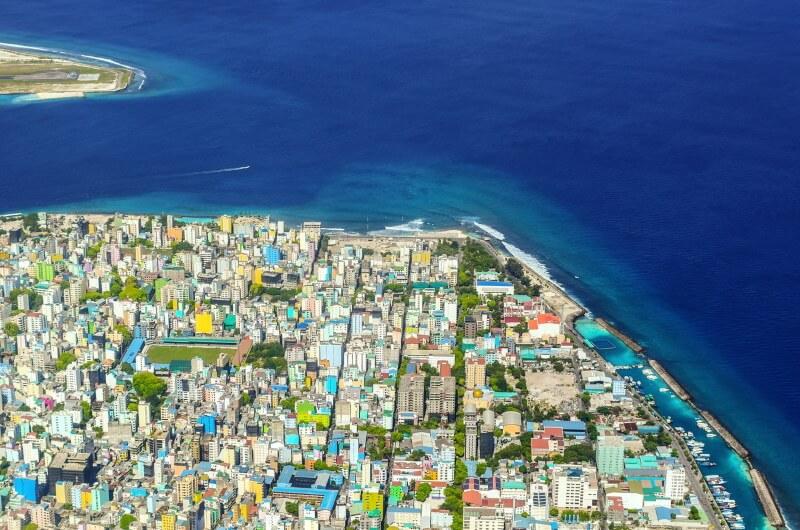 att göra på maldiverna - utflykt malé