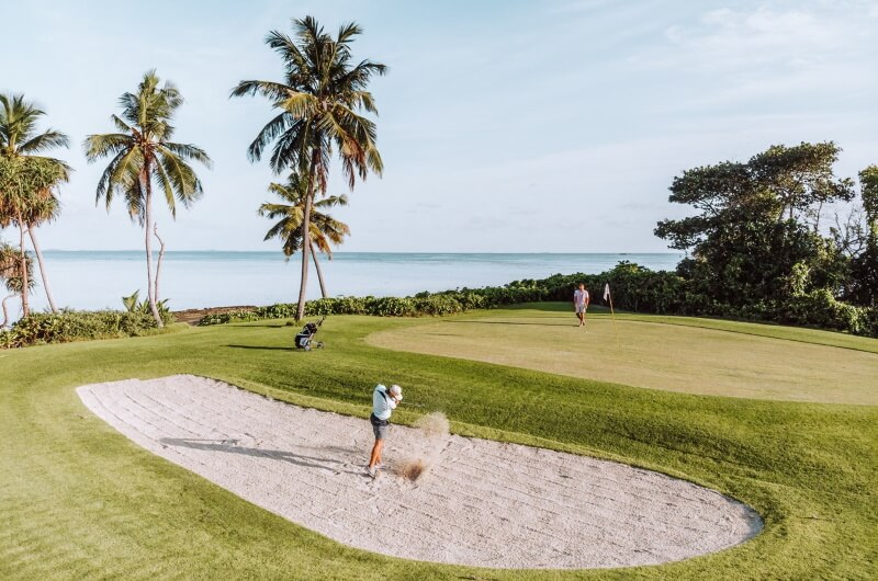 golf - maldiverna - shangri-las villingili resort and spa