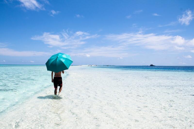 maldiverna regndagar väder