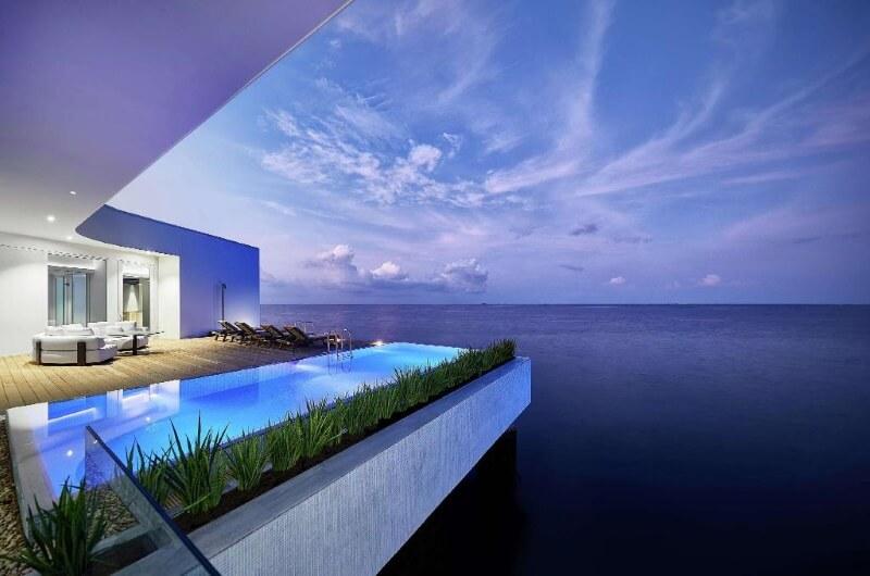 the muraka - bo under vatten maldiverna